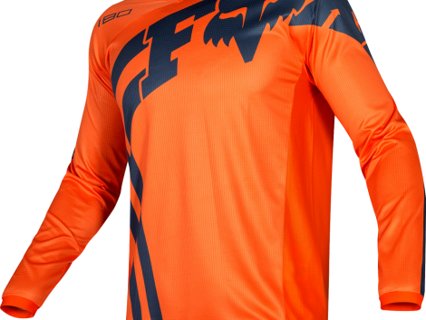 Fox MX Jersey Cota 180 Youth orangte