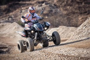 Access XTREME Enduro 480 in Action