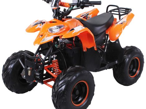 Midiquad Hopper orange