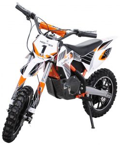 E-Crossbike Gazelle orange