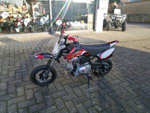 Kayo Mini One 70 rot seitlich links