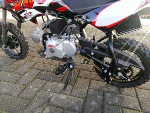 Kayo Mini One 70 rot Motorblock
