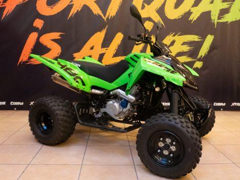 Access Xtreme 480 SX green nitro