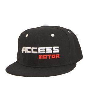 Access Cap schwarz