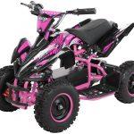 Miniquad Kiddyracer E-Power pink