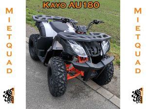 Mietquad AU180